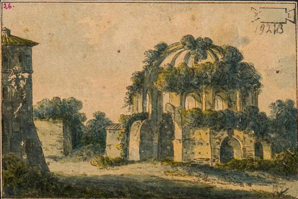 LANCIANI Roma XI.20.III .26