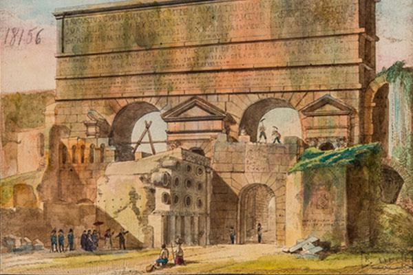LANCIANI Roma XI.9.IV .53
