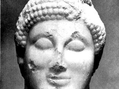 Paolo Enrico Arias, Testa arcaica di Marzabotto
