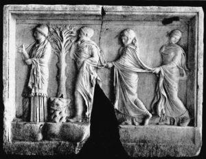 Giovanni Becatti, Attikà. Saggio sulla scultura attica dell'ellenismo