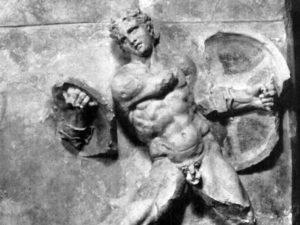 Luigi Bernabò Brea, I rilievi tarantini in pietra tenera - parte II