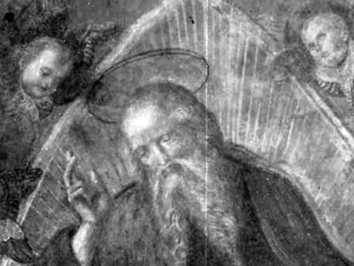 Achille Bertini Calosso, Gli affreschi del Pintoricchio nel Duomo di Spoleto