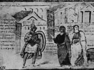 Ranuccio Bianchi Bandinelli, Continuità ellenistica nella pittura di età medio e tardo romana