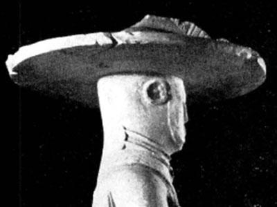 Valerio Cianfarani, Note sul restauro del Guerriero di Capestrano
