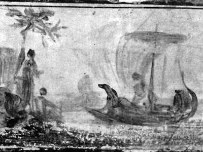 Bianca Maria Felletti Maj, Le pitture di una tomba della via Portuense