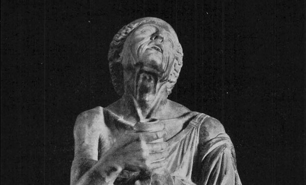 Luciano Laurenzi, Cronologia e fase stilistica del Laocoonte