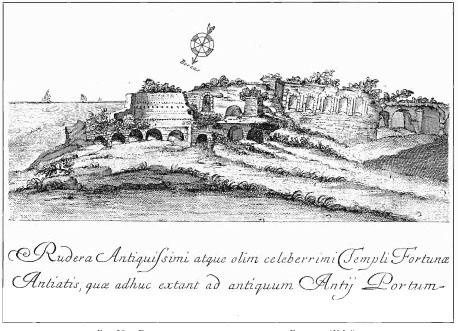 Giuseppe Lugli, Saggio sulla topografia dell'antica Antium