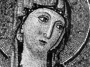 Adriano Prandi, Pietro Cavallini a Santa Maria in Trastevere
