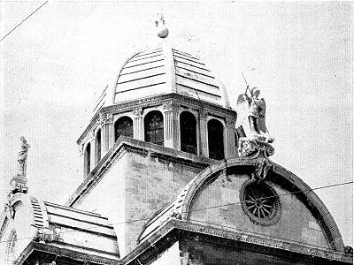 Lionello Puppi, Appunti su Giorgio da Sebenico architetto