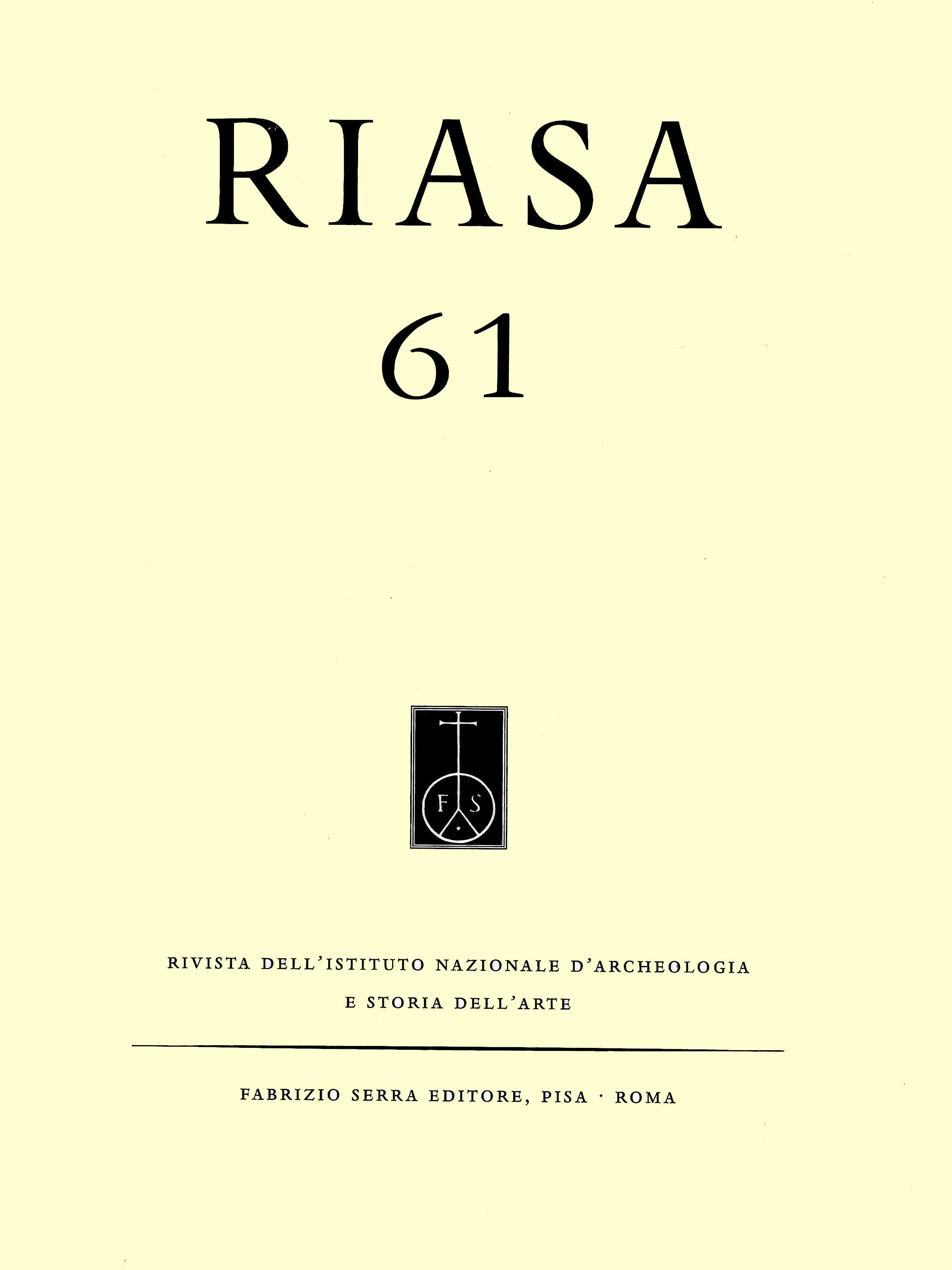 RIASA 61
