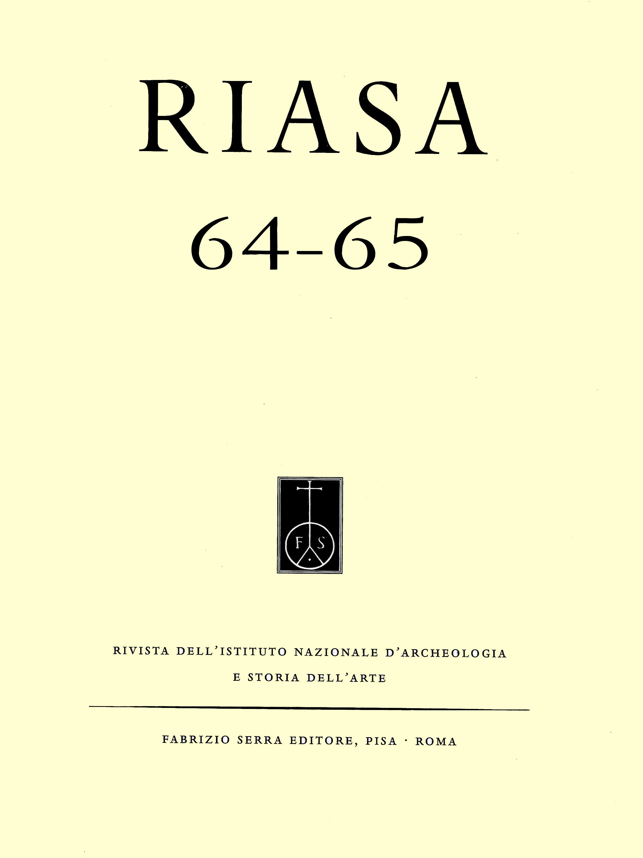 RIASA 64 65