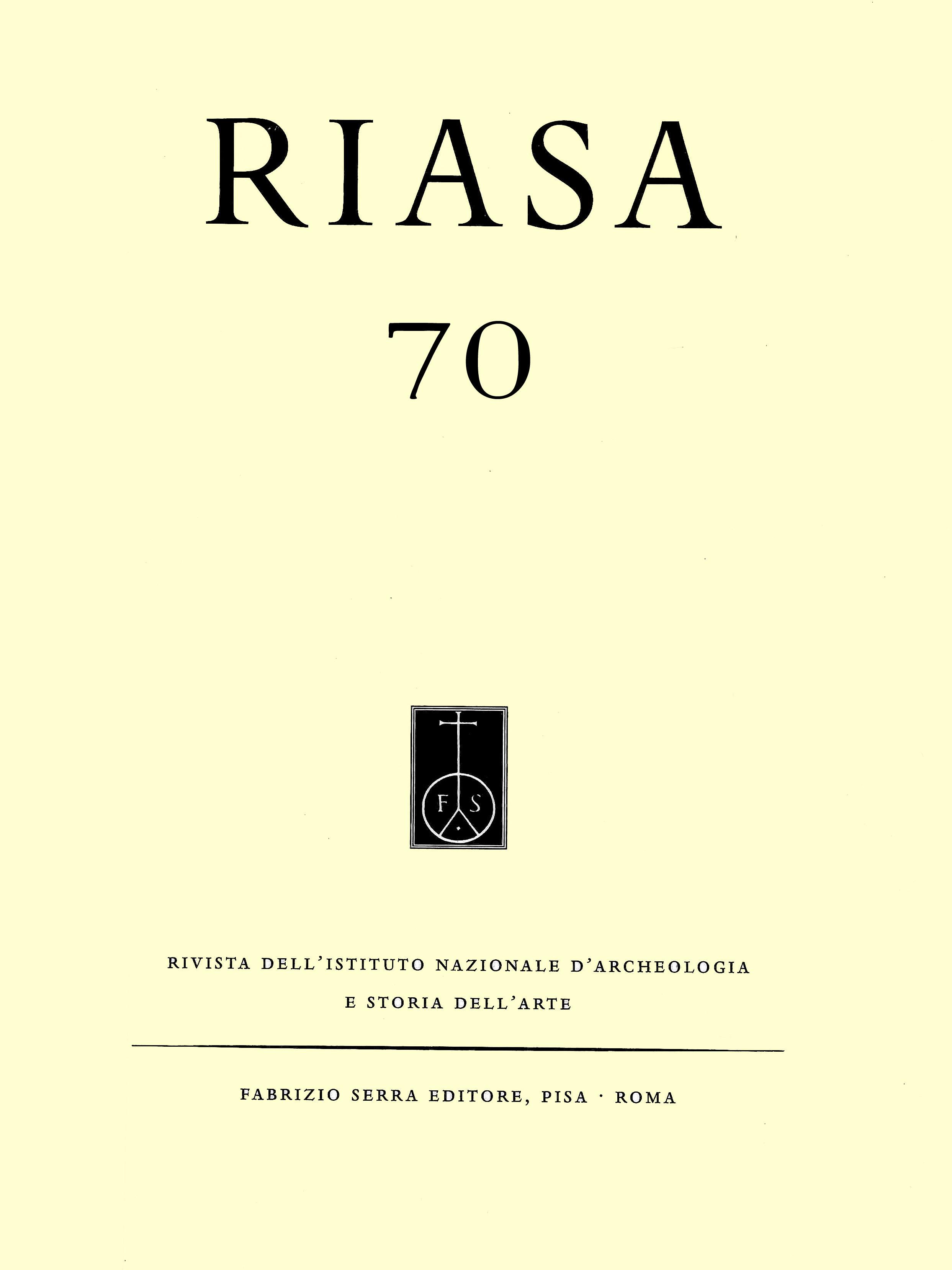 RIASA 70
