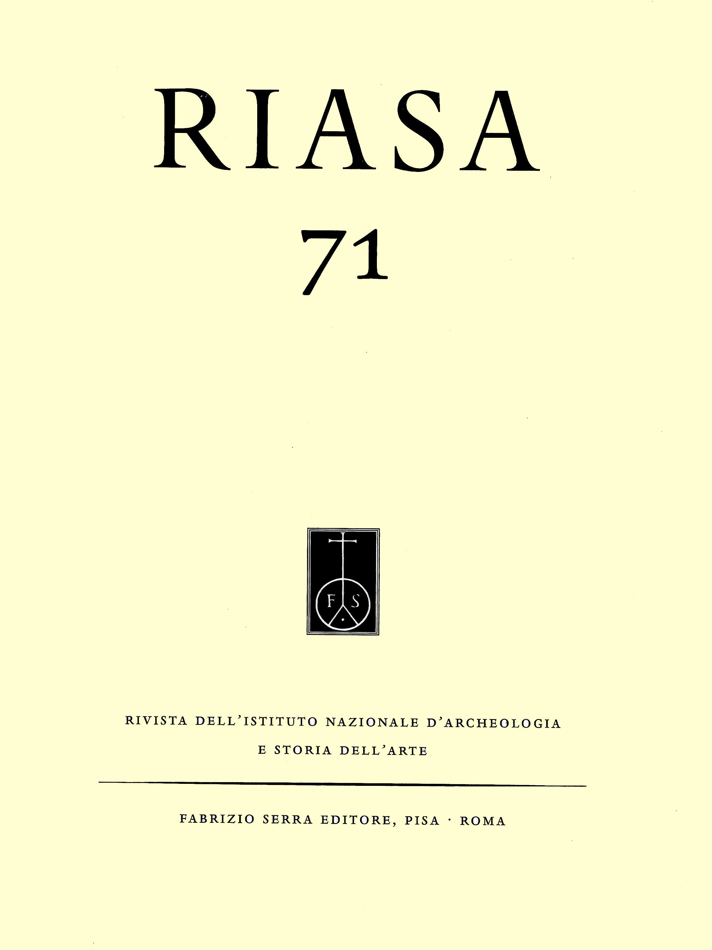 RIASA 71