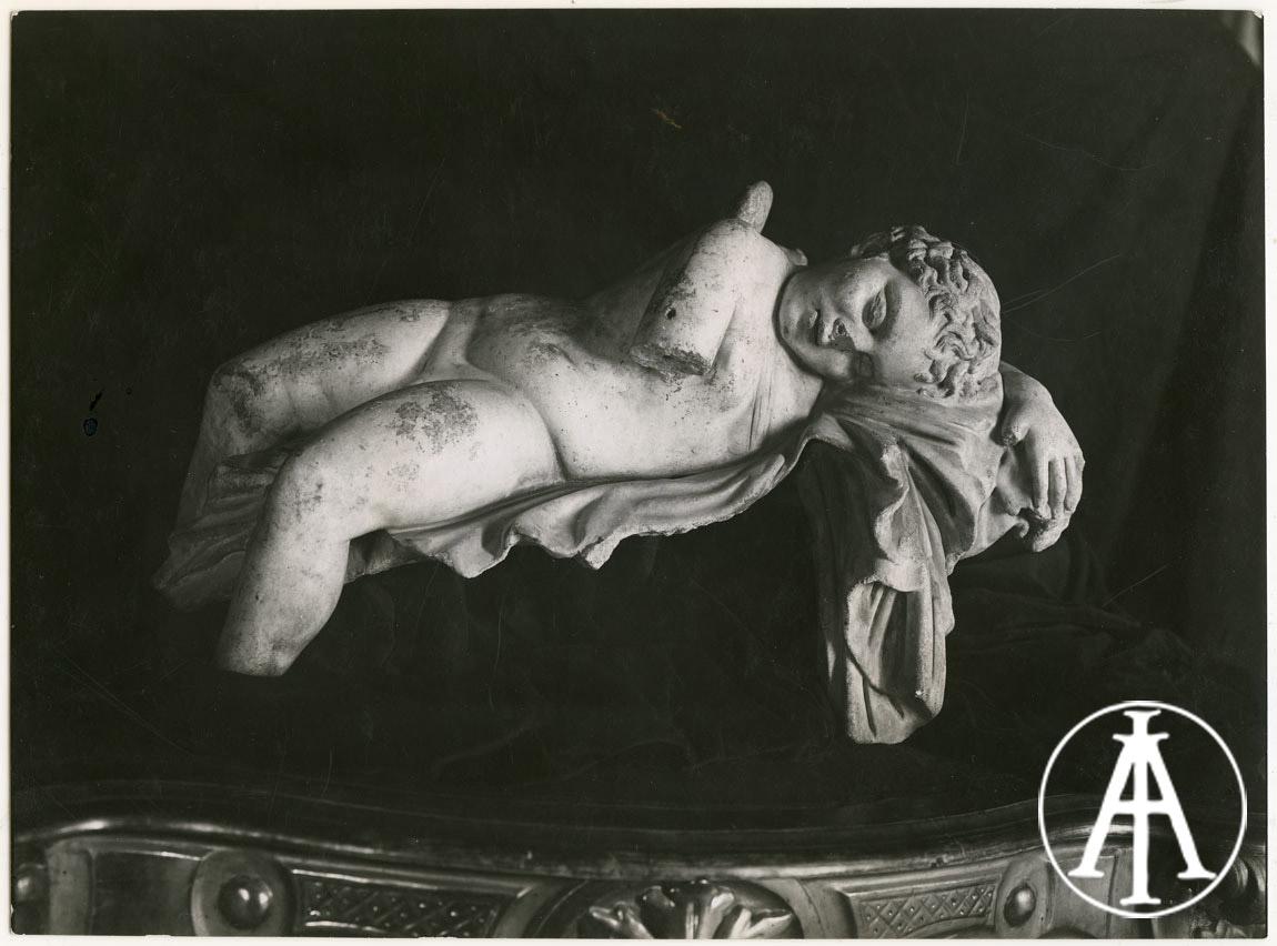 RICCI ROMA MUS CAPITOLINI 18327 RECTO