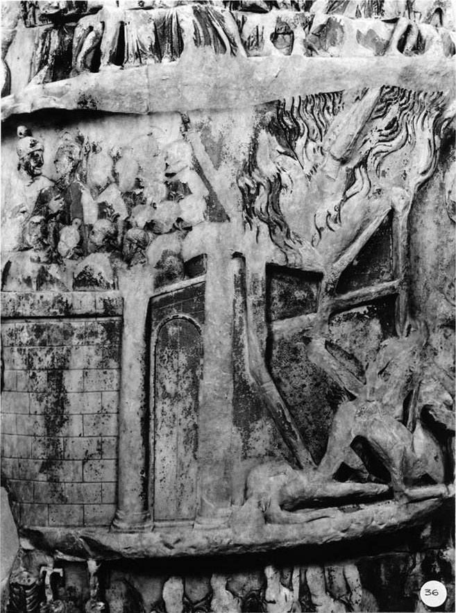 36: scena XI, spira 3, rocchio III