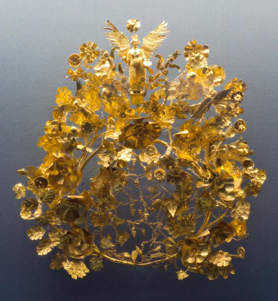 Corona di Armento (foto di Matthias Kabel | CCBY-SA3.0).