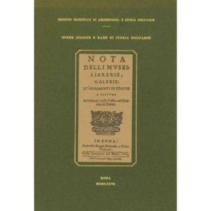 11 - Pubblicazioni dell'Istituto Nazionale di Archeologia e Storia dell'Arte